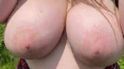 Lucy Laistner Outdoor Boobs Bouncing Video Leaked | BEST XXX HD